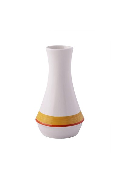 Kütahya Porselen Kütahya Pors Ent.otel 01 No Vazo Krem/bant Dekor S