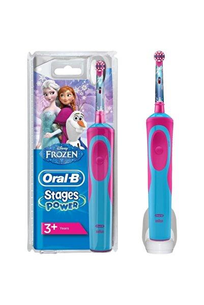 Oral-B Frozen Çocuklar İçin Şarj Edilebilir Diş Fırçası 3+ Yaş