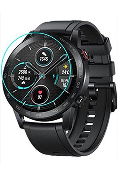 TeknoExpress Honor Magic Watch 2 46mm Darbe Emici Ekran Koruyucu 3 Adet Set