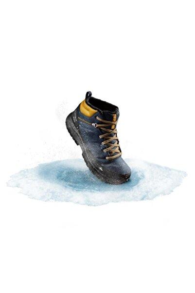 Quechua -20°c Derece Snow Erkek Kışlık Bot Meridyendukkan Su Geçirmez Kar Botu Ayakkabı Mavi