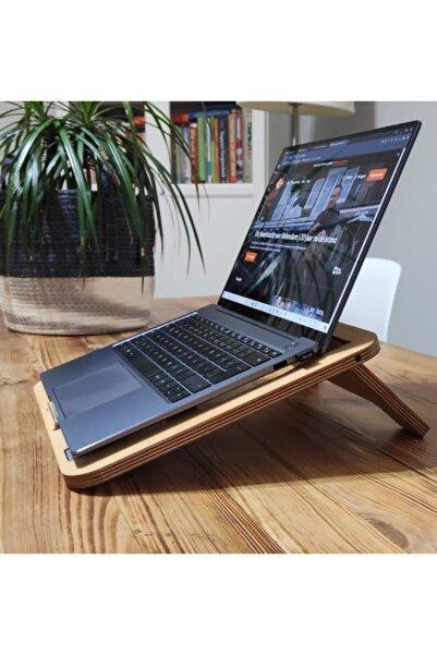ATA HOME Katlanabilir Laptop - Macbook Standı & Yükseltici Tutucu