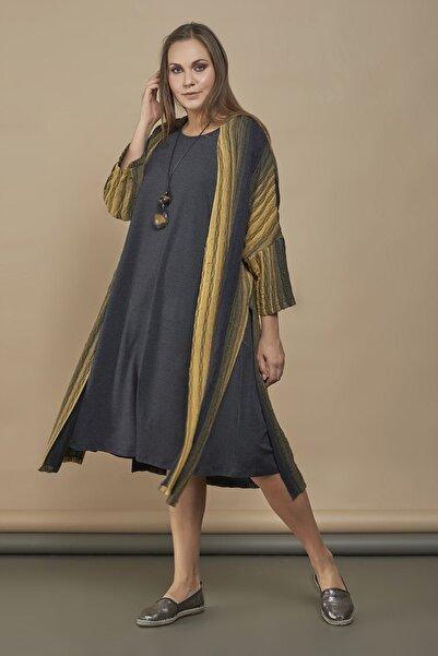 Zedd+ Plus Kadın Sarı İkili Takım 19635