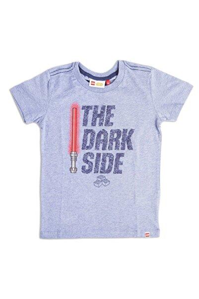 LEGO Unisex Çocuk Gri Star Wars  T-Shirt
