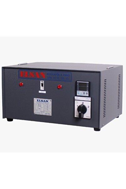 ELSAN 10 Kva Servo Monofaze Voltaj Regülatörü 150-250v