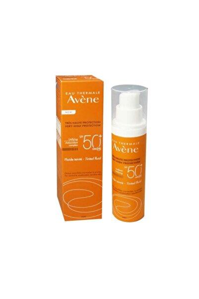 Avene Fluid Spf 50 Renkli Güneş Koruyucu 50 ml