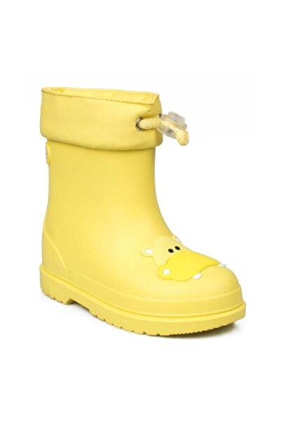 IGOR Unisex Çocuk Sarı Yağmur Çizmesi
