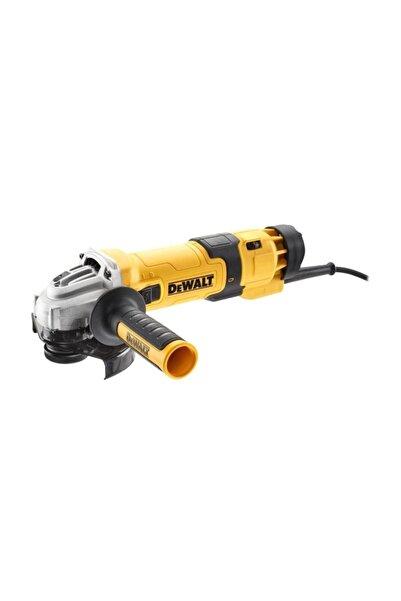 Dewalt Dwe4257 1500watt 125mm Devir Ayarlı Profesyonel Avuç Taşlama
