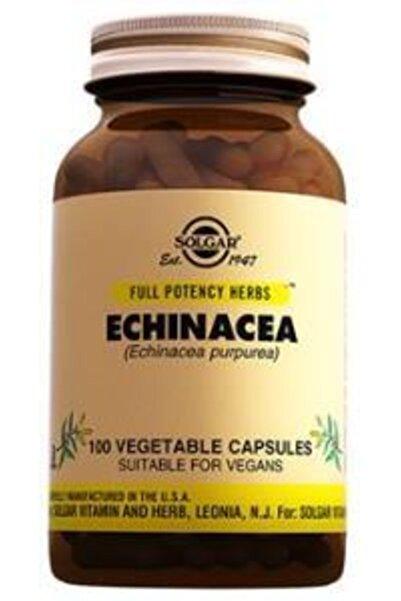 Solgar Echinacea 520 Mg 100 Kapsül