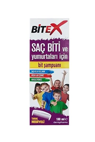 Bitex Bit Şampuanı 100 ml