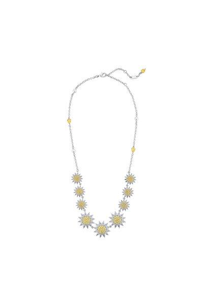 Swarovski Kolye Botanical-necklace D1 Czoy-rhs 5535874