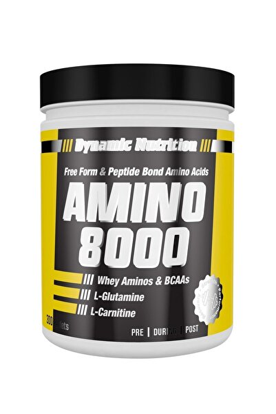 Dynamic Nutrition Dynamic Amino 8000 300 Tablet