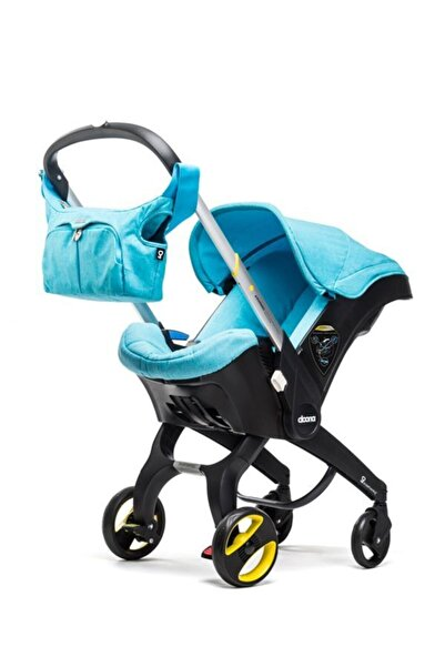 Doona Bebek Arabası Için Önemli Eşya Çantası Turquoise