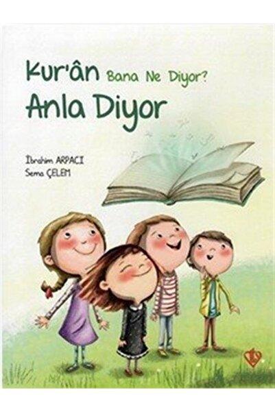 Türkiye Diyanet Vakfı Yayınları Kur'an Bana Ne Diyor? & Anla Diyor