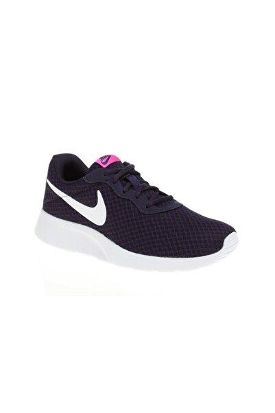 Nike 812655-501 Tanjun Mor Kadın Spor Ayakkabı