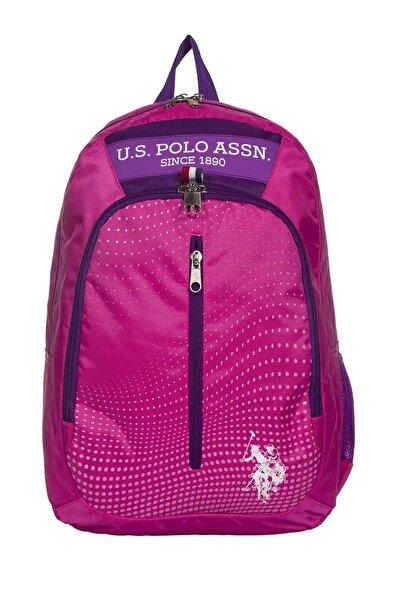 U.S. Polo Assn. Plçan20050 Pembe Unısex Sırt Cantası