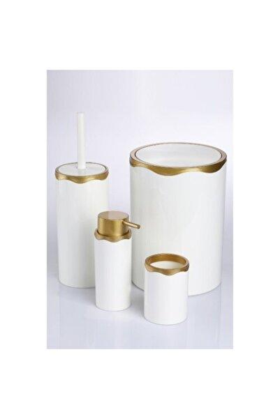 Azra Banyo Set Gold