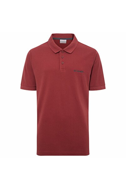 Columbia Cascade Range Solid Polo Erkek Tişört
