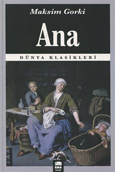 Ema Kitap Ana - Maksim Gorki -