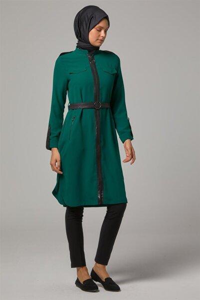 Doque Tunik-yeşil Do-a9-61045-25