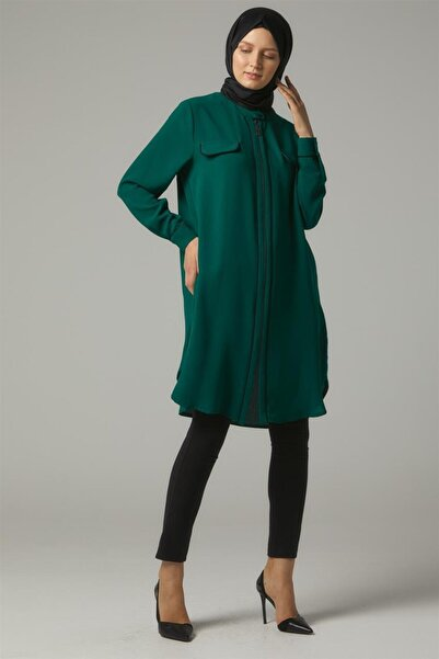 Doque Tunik-yeşil Do-a9-61101-25