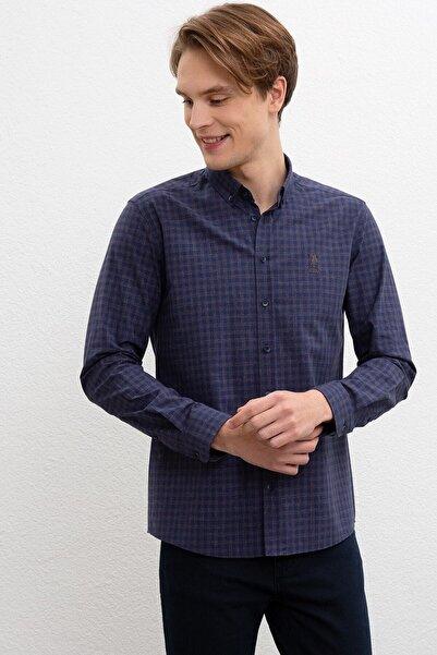 U.S. Polo Assn. Lacıvert Erkek Gömlek