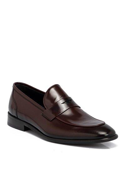 Tergan Bordo Erkek Deri Ayakkabı 55038a36