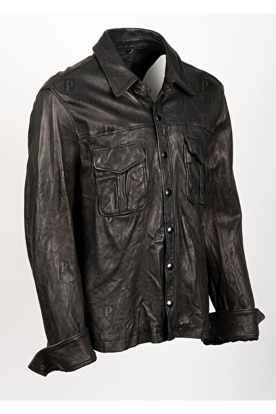 Dolce Gabbana Deri Ceket