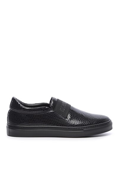 Roberto Cavalli Erkek Derı Ayakkabı Ayakkabı 780 1007 A Erk Ayk Sk20-21
