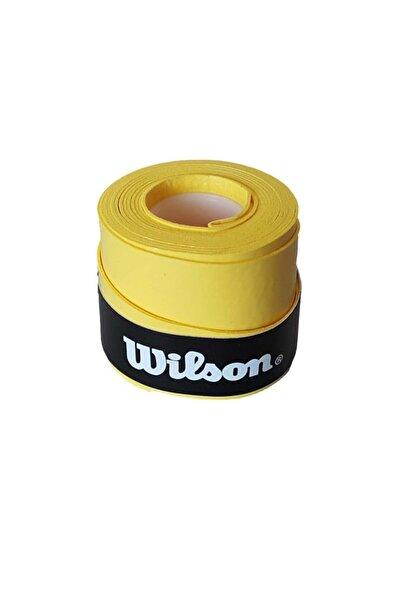 Wilson Comfort Bowl O'grips Tekli Grip Sarı Tenis Raketi Grib