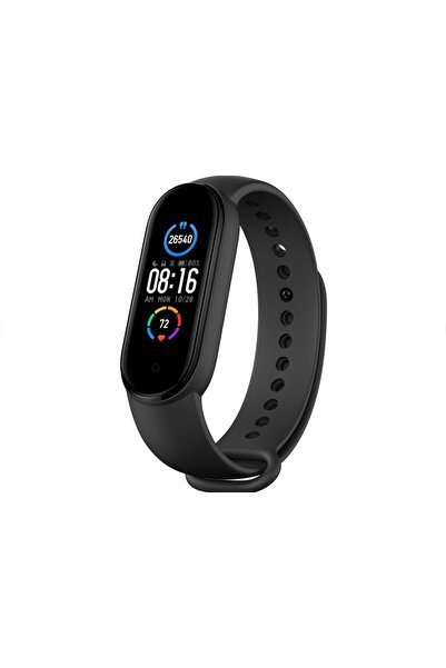 Smart M5 Akıllı Bileklik Saat Arama Ve Mesaj Bildirim Watch Band Kalp Ritim Koşu Spor