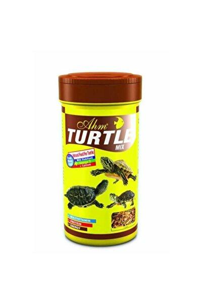 Ahm Turtle Mix Karışık Kaplumbağa Yemi 250ml