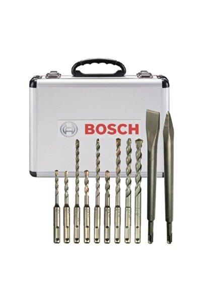 Bosch Sds Plus 11 Parça Matkap Ucu Seti Çantalı