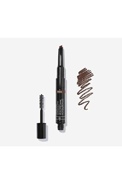 Smashbox Kaş Kalemi & Jeli - Brow Tech To Go Dark Brown 607710049994