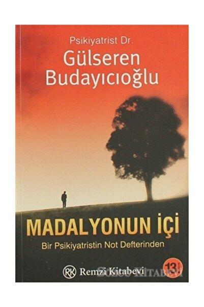 Remzi Kitabevi Madalyonun İçi Gülseren Budayıcıoğlu