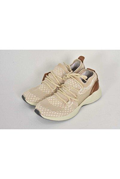 Pierre Cardin Kadın Bej Fileli Ayakkabı