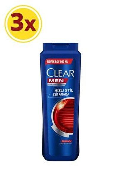 Clear Şampuan