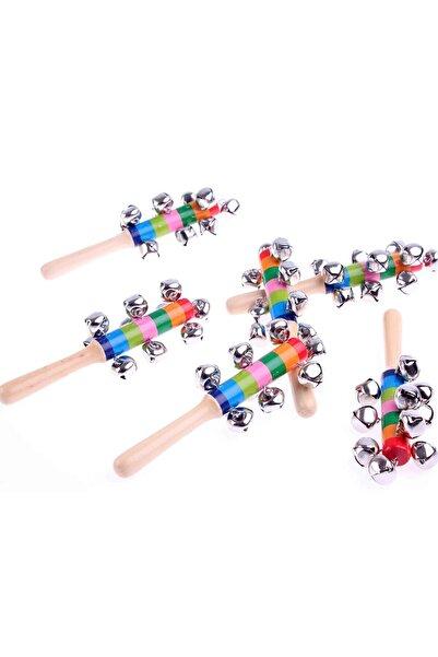 Learning Toys 2'li Ahşap Çıngırak Paketi