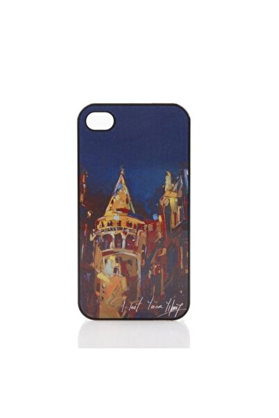 Biggdesign Iphone 4/4s Siyah Kapak Galata