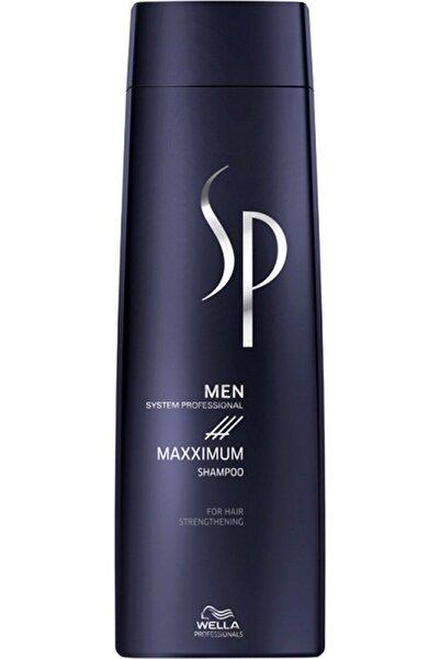 Wella Sp Men Maxximum Dökülme Önleyici Şampuan 250ml