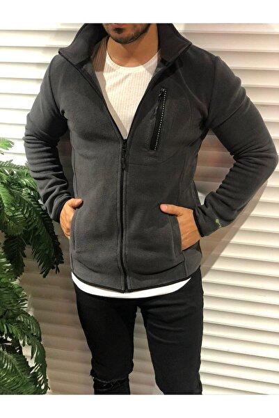 Kilit Fashion Fermuarlı Polar