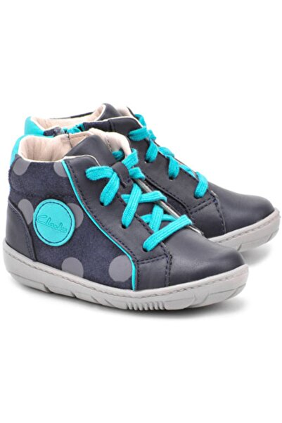 CLARKS Maxı Doty 0-2 Yaş Çocuk Ayakkabısı