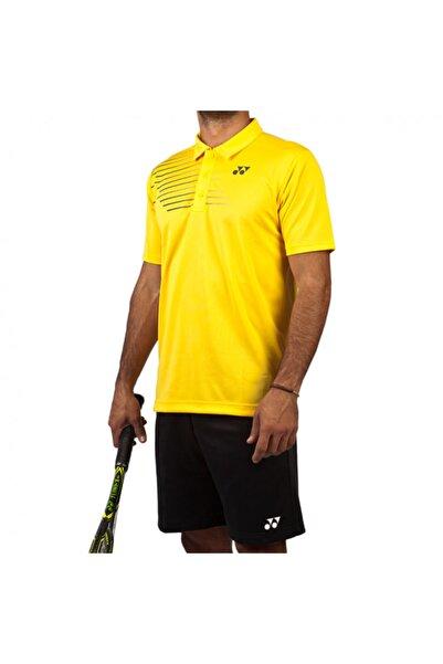 YONEX Erkek Polo T-shirt - Tenis/Badminton T-shirt - YM12133S