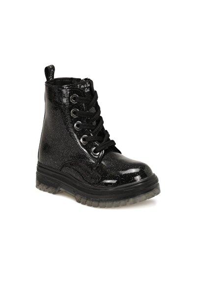 SEVENTEEN Alessıa.p Siyah Kız Çocuk Ayakkabı