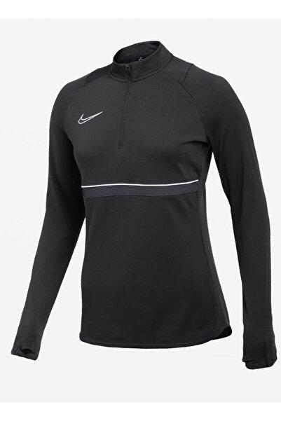 Nike Kadın Spor Sweatshirt - Dri-Fit Academy - CV2653-014