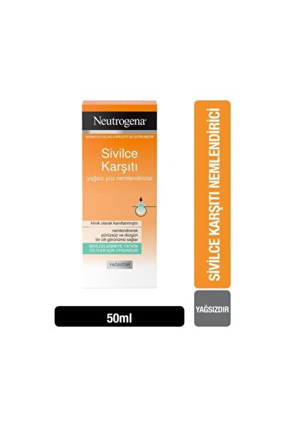 Neutrogena Visibly Clear Nemlendirici 50 Ml