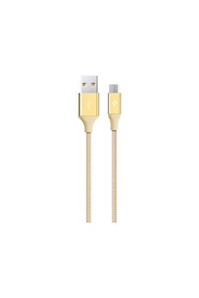 Ttec 2dk11a Alumicable Micro Usb Şarj Kablosu Altın