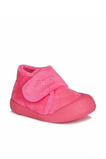 Vicco Kız Bebek Pembe Color Ilk Adım Panduf