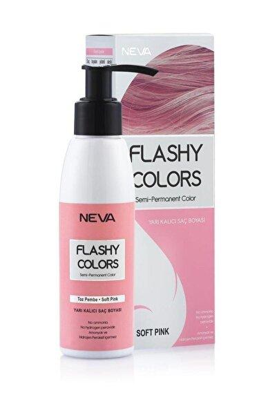 Flashy Colors Yarı Kalıcı Saç Boyası - Toz Pembe 100 ml