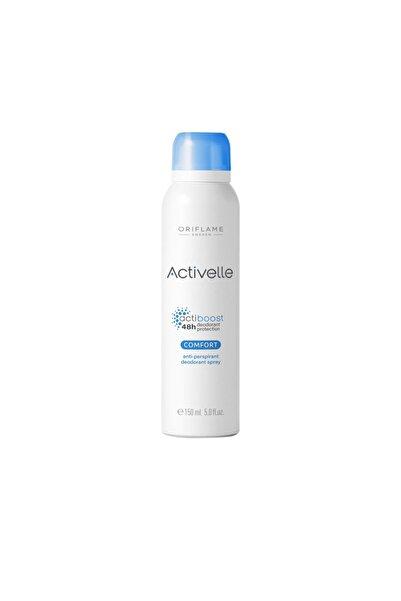 Oriflame Activelle Comfort Anti Perspirant Deodorant Sprey 150 ml