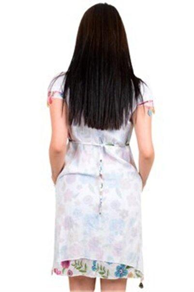 Kadın Otantik Pamuk Elbise
